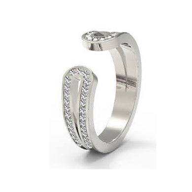 INR171A STAINLESS STEEL RING