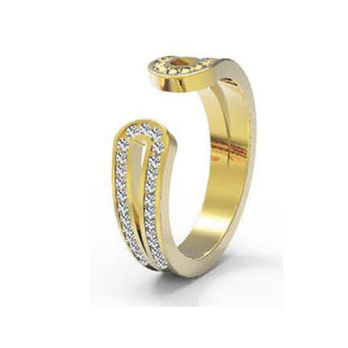 INR171C STAINLESS STEEL RING