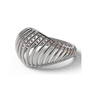 INR177A STAINLESS STEEL RING