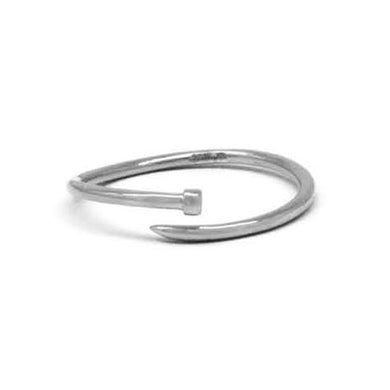 INR179A STAINLESS STEEL RING