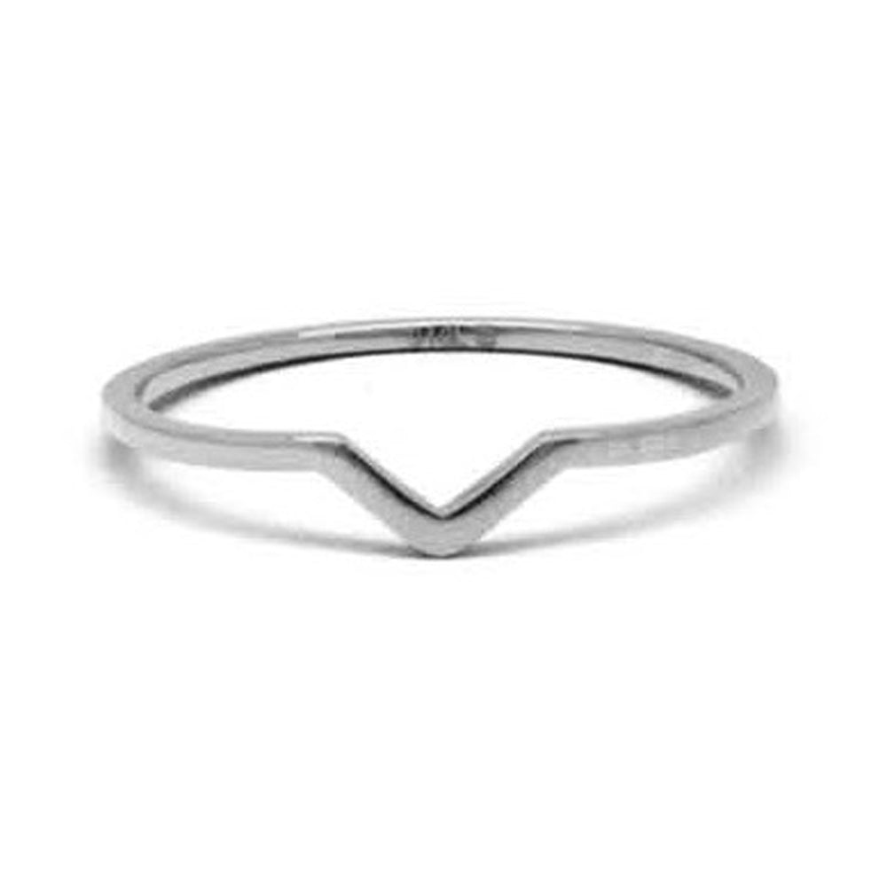 INR182A STAINLESS STEEL RING
