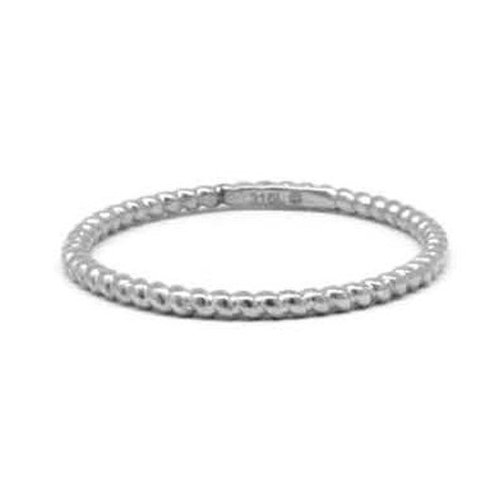 INR183A STAINLESS STEEL RING