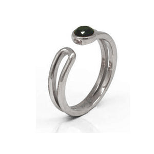 INR187A STAINLESS STEEL RING