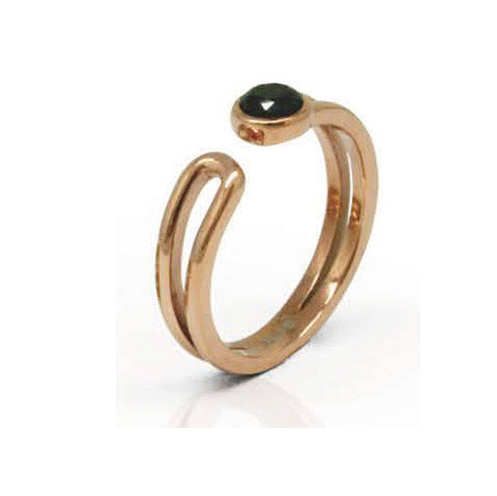 INR187B STAINLESS STEEL RING