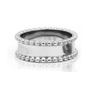 INR188A STAINLESS STEEL RING