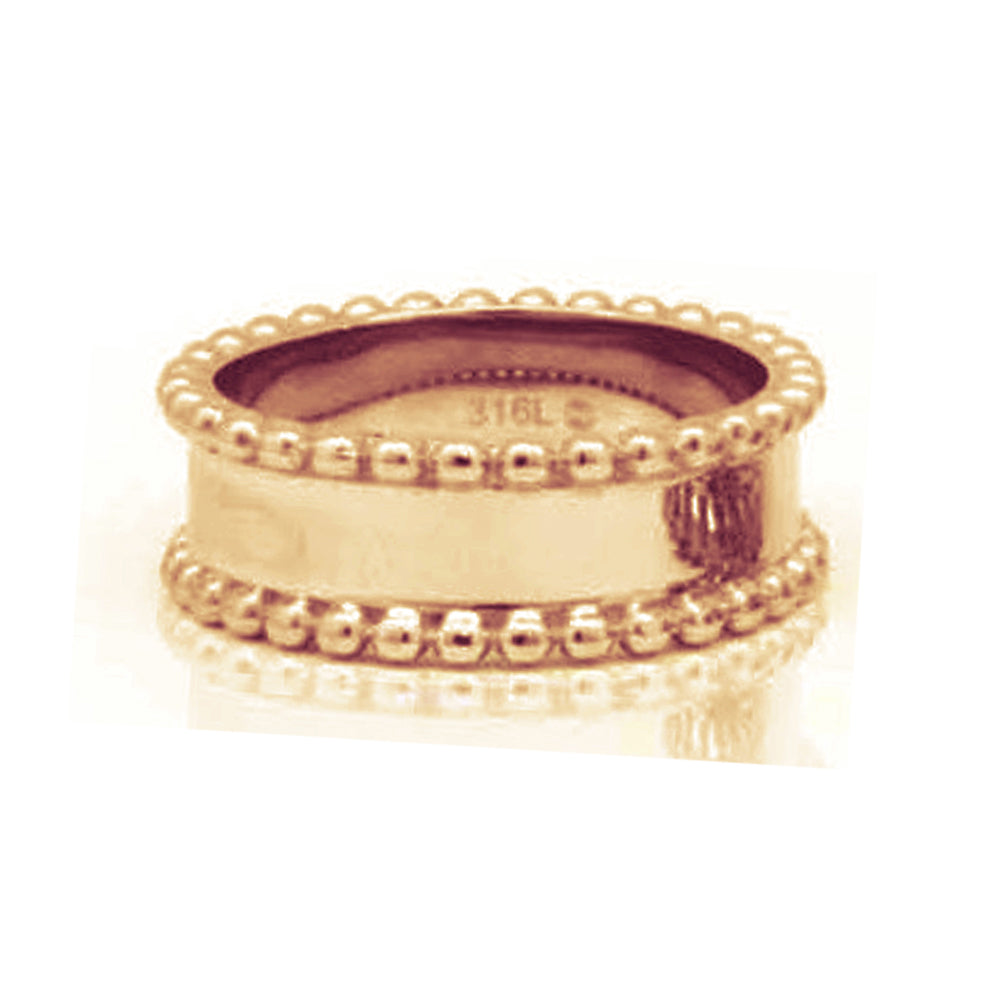 INR188B STAINLESS STEEL RING