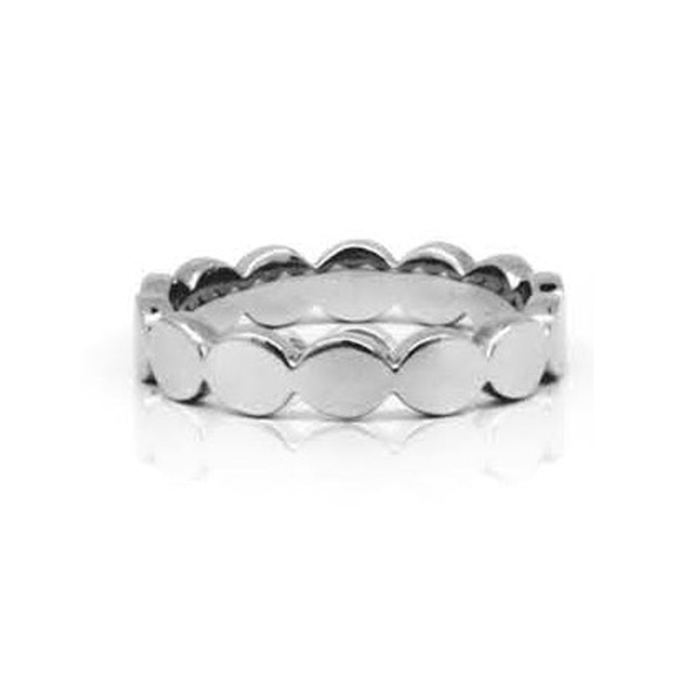 INR189A STAINLESS STEEL RING