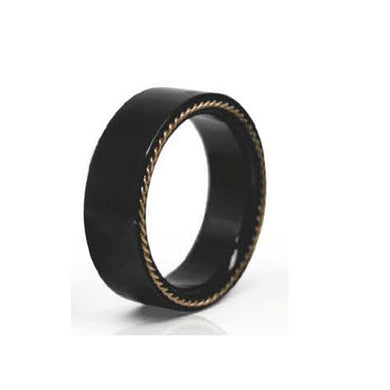 INR213B STAINLESS STEEL RING