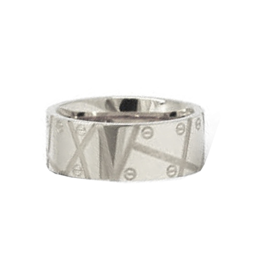 INR215A STAINLESS STEEL RING