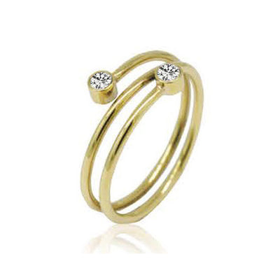 INR216C STAINLESS STEEL RING