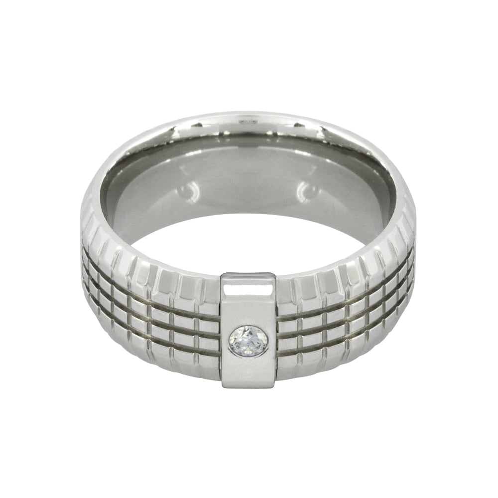 INR219A STAINLESS STEEL RING