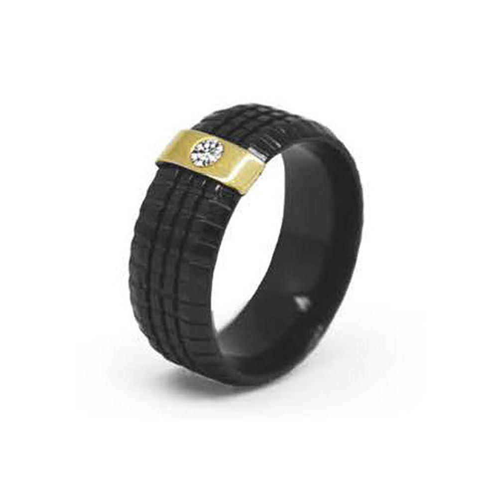 INR219D STAINLESS STEEL RING