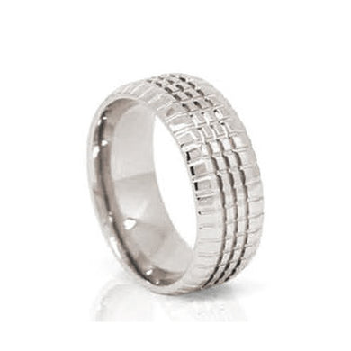 INR220A STAINLESS STEEL RING