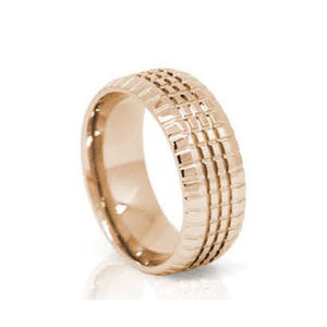 INR220B STAINLESS STEEL RING