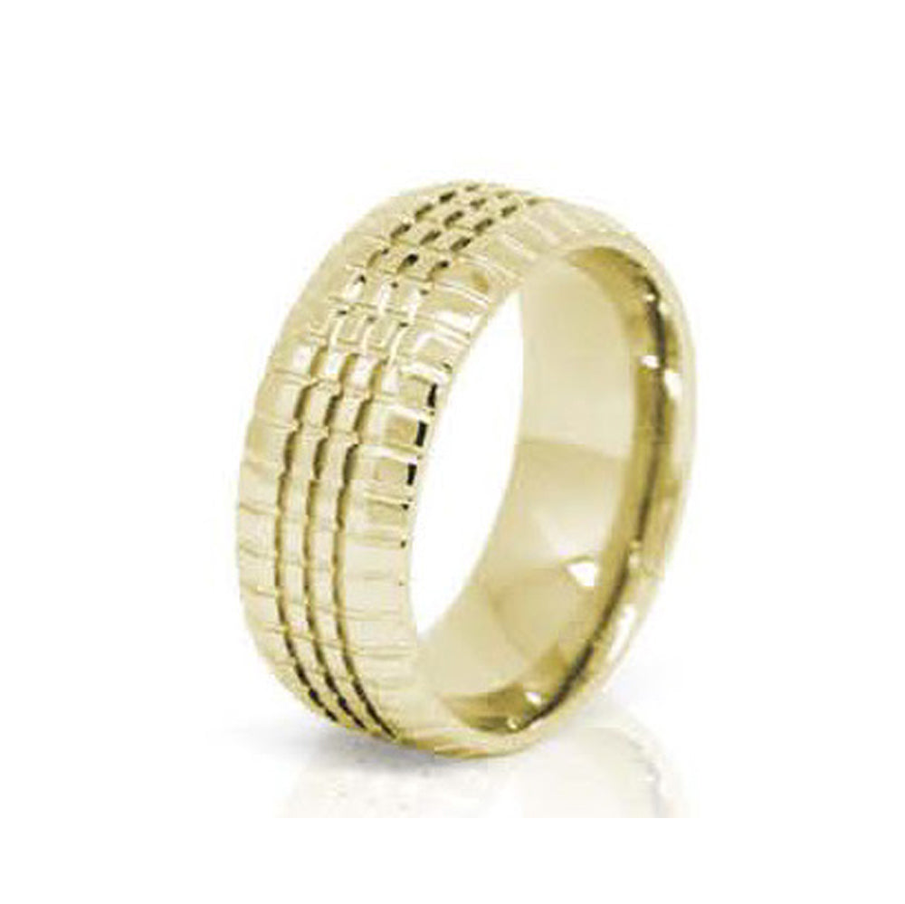 INR220C STAINLESS STEEL RING