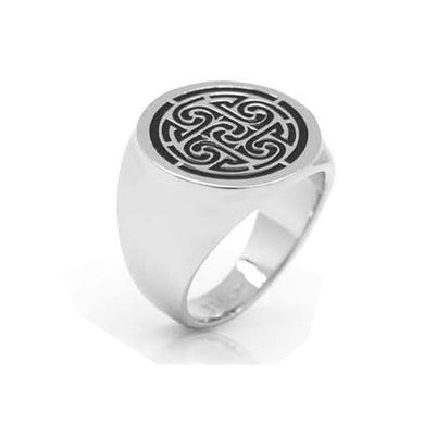 INR222A STAINLESS STEEL RING