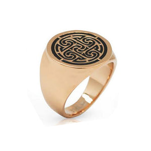 INR222B STAINLESS STEEL RING