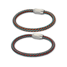 Load image into Gallery viewer, BSS653 S.S CABLE BRACELET