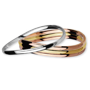 BSSG43 STAINLESS STEEL BANGLE