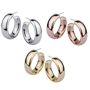 ESS205 STAINLESS STEEL EARRING