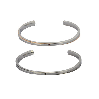 GBSG103 STAINLESS STEEL BANGLE