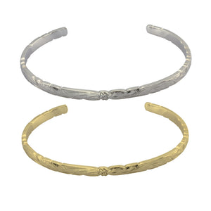 GBSG114 STAINLESS STEEL BANGLE
