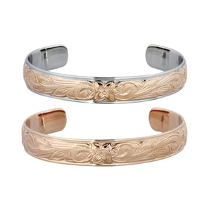 GBSG52 STAINLESS STEEL BANGLE