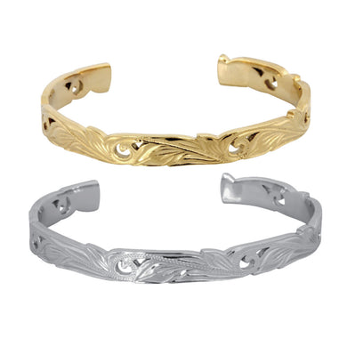GBSG72 STAINLESS STEEL BANGLE