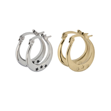 GESS140 Stainless Steel Earring