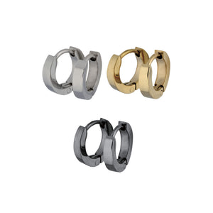 GESS142 Stainless Steel Earring