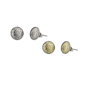 GESS143 Stainless Steel Ear Stud