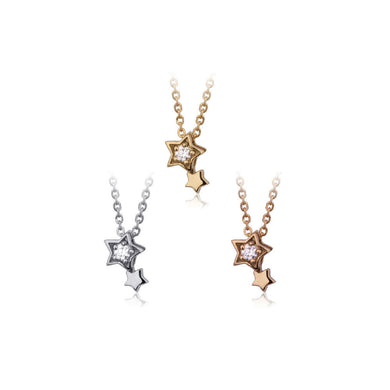 GNSS85 STAINLESS STEEL NECKLACE