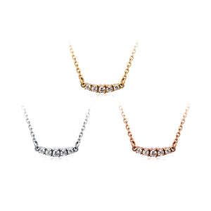 GNSS88 STAINLESS STEEL NECKLACE