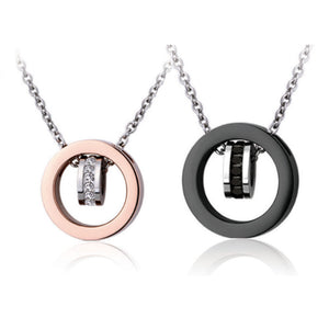 GPSS360 STAINLESS STEEL PENDANT