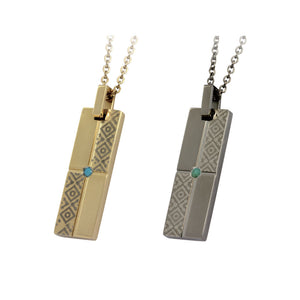 GPSS998 STAINLESS STEEL PENDANT