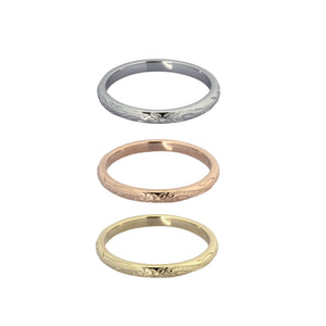 GRSS580 STAINLESS STEEL RING