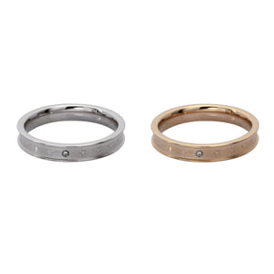 GRSS629 STAINLESS STEEL RING