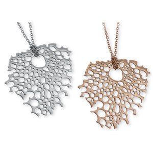 NSS575 STAINLESS STEEL NECKLACE