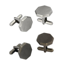 Load image into Gallery viewer, MACS142 STAINLESS STEEL CUFFLINK