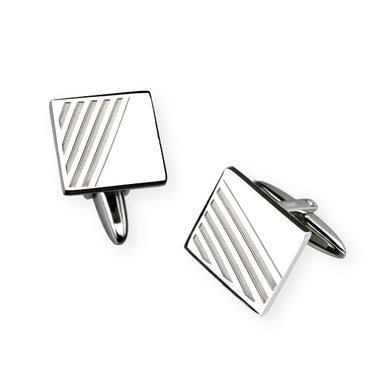 MACS96 STAINLESS STEEL CUFFLINKS