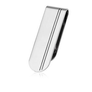MAMS07 STAINLESS STEEL MONEYCLIP