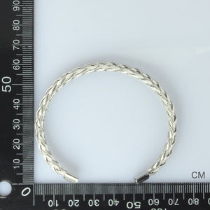 MBSG04 STAINLESS STEEL BANGLE