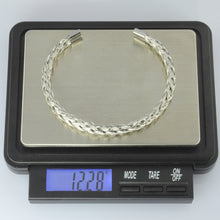 Load image into Gallery viewer, MBSG04 STAINLESS STEEL BANGLE