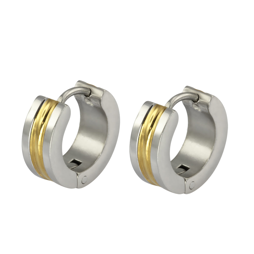 MESS12 STAINLESS STEEL EARRING
