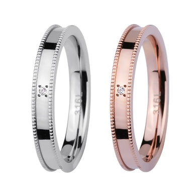 GRSS350 STAINLESS STEEL RING