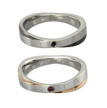 Load image into Gallery viewer, GRSS606 STAINLESS STEEL RING