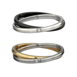 GRSS71 STAINLESS STEEL RING