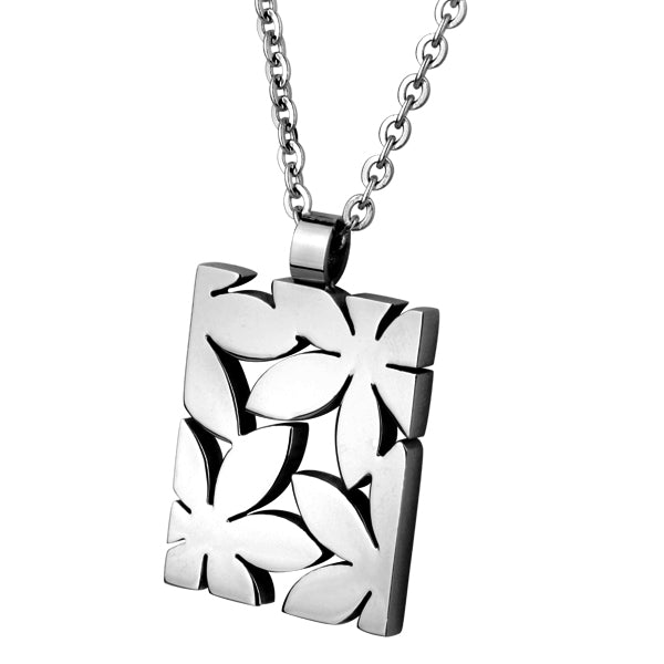 NSS49 STAINLESS STEEL PENDANT