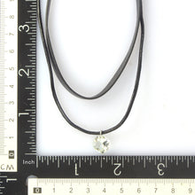 Load image into Gallery viewer, NSS526 STAINLESS STEEL LEATHER NECKLACE
