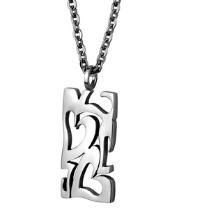 NSS52 STAINLESS STEEL PENDANT